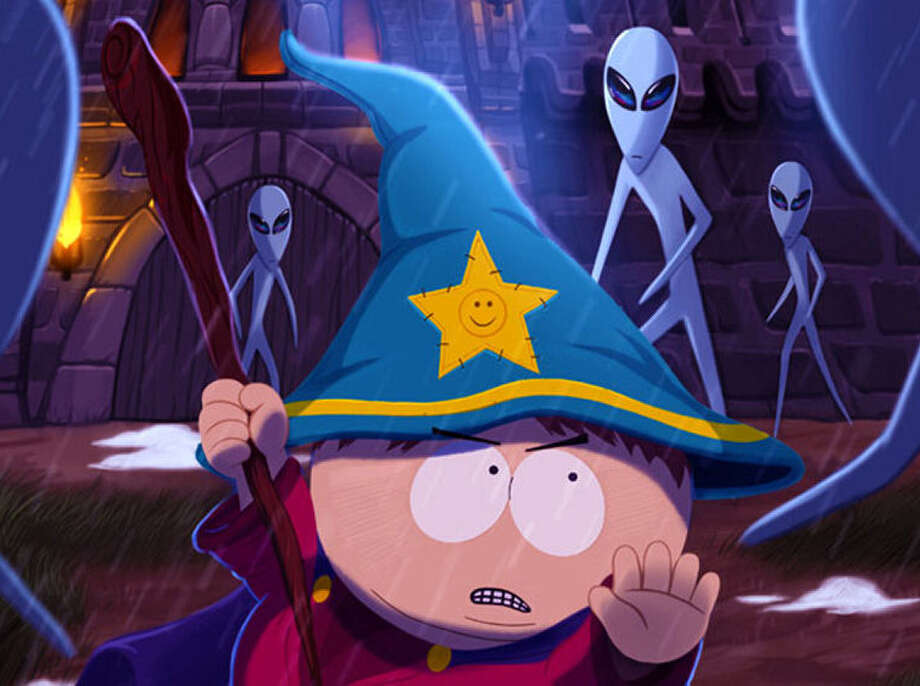 """South Park: The Stick of Truth"" is an epic ""Lord of the Rings""-style saga — if the ""Lord of the Rings"" had aliens, talking poo and bedtime curfews. Photo: Photos Courtesy Of Ubisoft"
