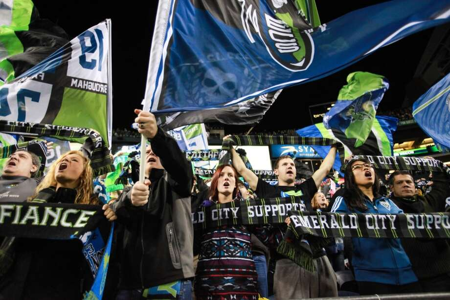 "You know you're a Sounders fan if ...... you start referring to overtime at work as ""stoppage time."" Photo: Sofia Jaramillo, Seattlepi.com"