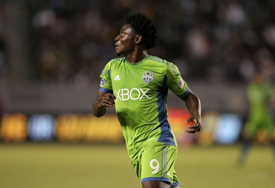 You know you're a Sounders fan if ...... you named your cat Obafemi. Photo: Victor Decolongon, Getty Images