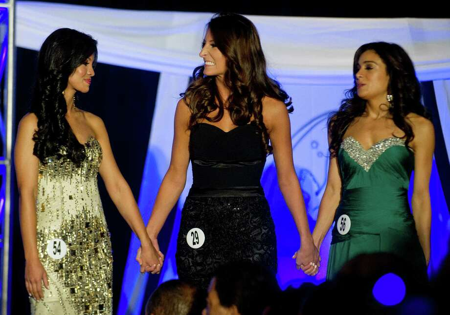 The Miss Connecticut USA pageant at the Stamford Marriott in Stamford, Conn., on Sunday, November 17, 2013. Photo: Lindsay Perry / Stamford Advocate