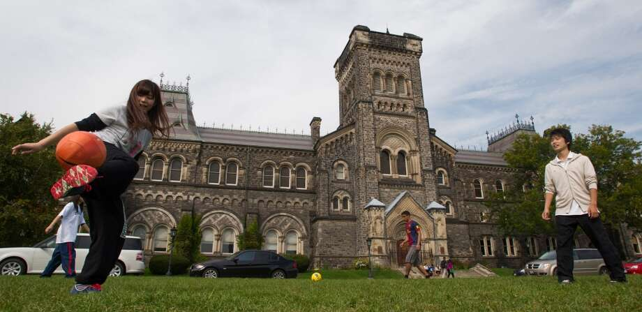 20. University of Toronto  Photo: Rick Madonik, Toronto Star Via Getty Images