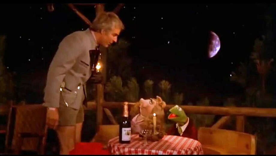 "Steven Martin in ""The Muppet Movie."" Photo: Screen Grab"