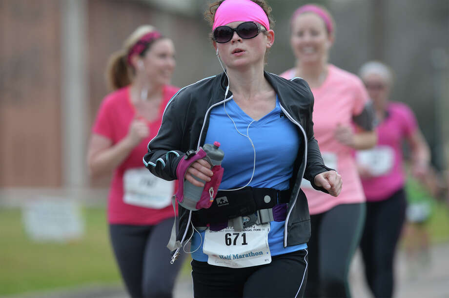Seahawks on the Seawall 5K Run/Walk, a chip-timed event, 8 a.m. May 17 at Lamar State College-Port Arthur, 1800 Lakeshore Drive, Port Arthur. Fee before $30. Awards will be presented by gender and age groups. There will also be a silent auction during the event. Register at www.active.com. Photo: Guiseppe Barranco, Photo Editor