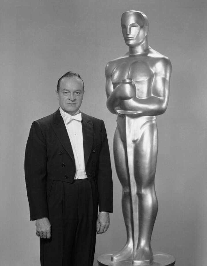 THE 32ND ANNUAL ACADEMY AWARDS -- Pictured: Host Bob Hope -- (Photo by: Paul W. Bailey/NBC/NBCU Photo Bank via Getty Images) Photo: NBC, NBCU Photo Bank Via Getty Images / 2013 NBCUniversal Media, LLC