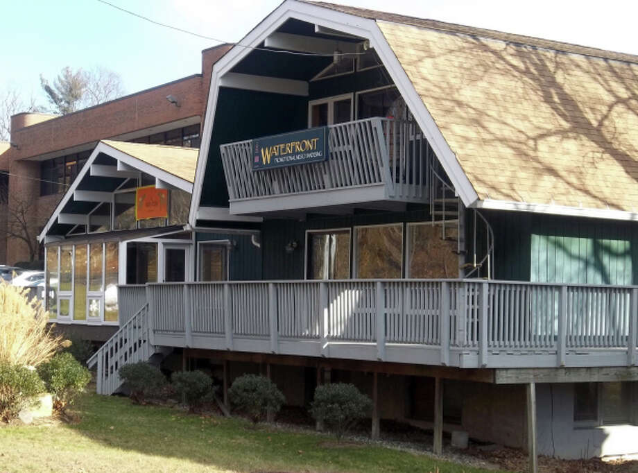 The property at 335 Post Road West recently was sold for $1.7 million. Photo: Contributed Photo / Westport News