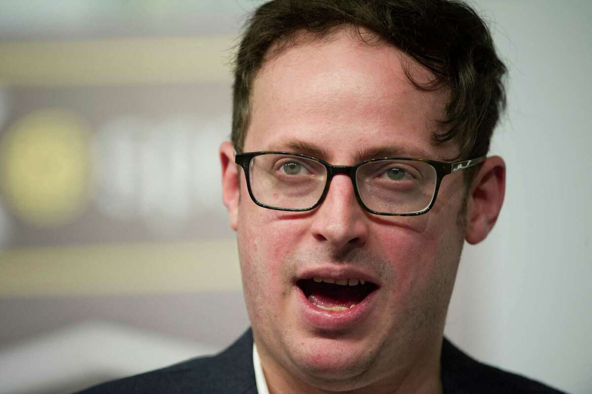 """Feb. 25, 2019 - Nate Silver, editor-in-chief of FiveThirtyEight, tweeted out to his millions of followers the following: """"Does Jay Inslee have a Washington (state) accent? It's like a bit Canadian, a bit Californian, and a bit Wisconsinite/Minnesotan."""" The P-I's answer? Yes. FiveThirtyEight is an online outlet known for horse-race coverage of elections."""