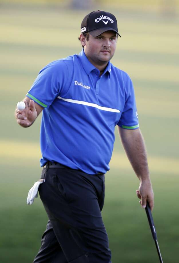 Patrick Reed shot a 3-under-par 69 to take the lead at Doral. Photo: Wilfredo Lee, Associated Press