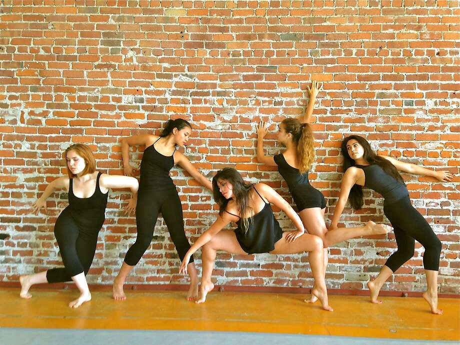 "Grrrl Brigade will perform during ""Women on the Move"" at the Brava Theater on Friday, a benefit for the Dance Brigade's youth program. Photo: Leila Baradaran"