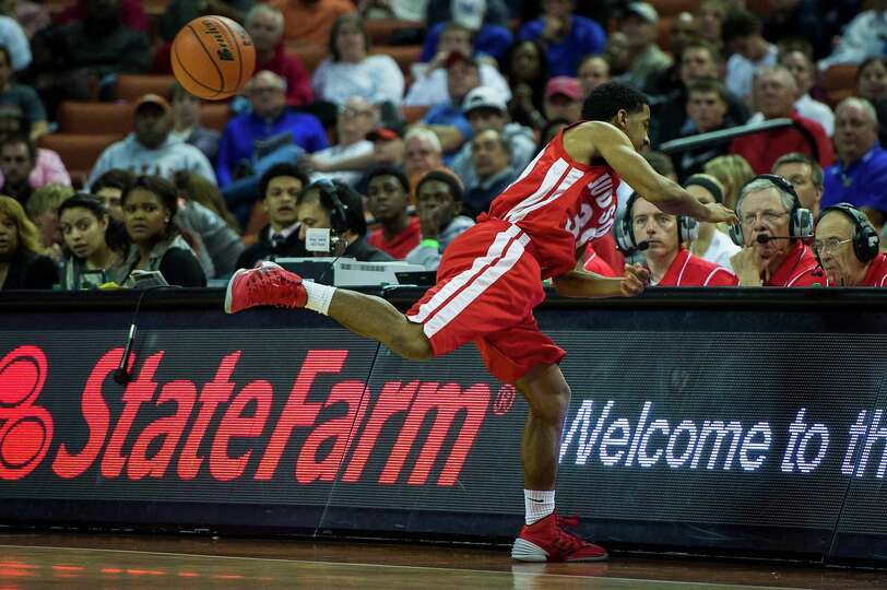 Converse Judson guard Andre Wilson