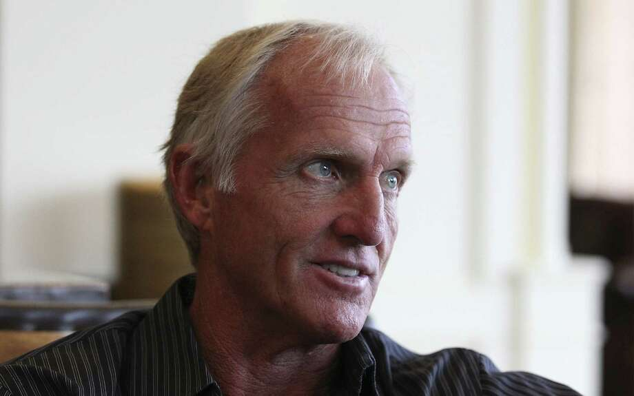 Greg Norman's goal for the Valero Texas Open is to live up to the standard of last year event and continue to grow. Last year's field included 10 players ranked in the world's top 50. Photo: Kin Man Hui / San Antonio Express-News / ©2013 San Antonio Express-News