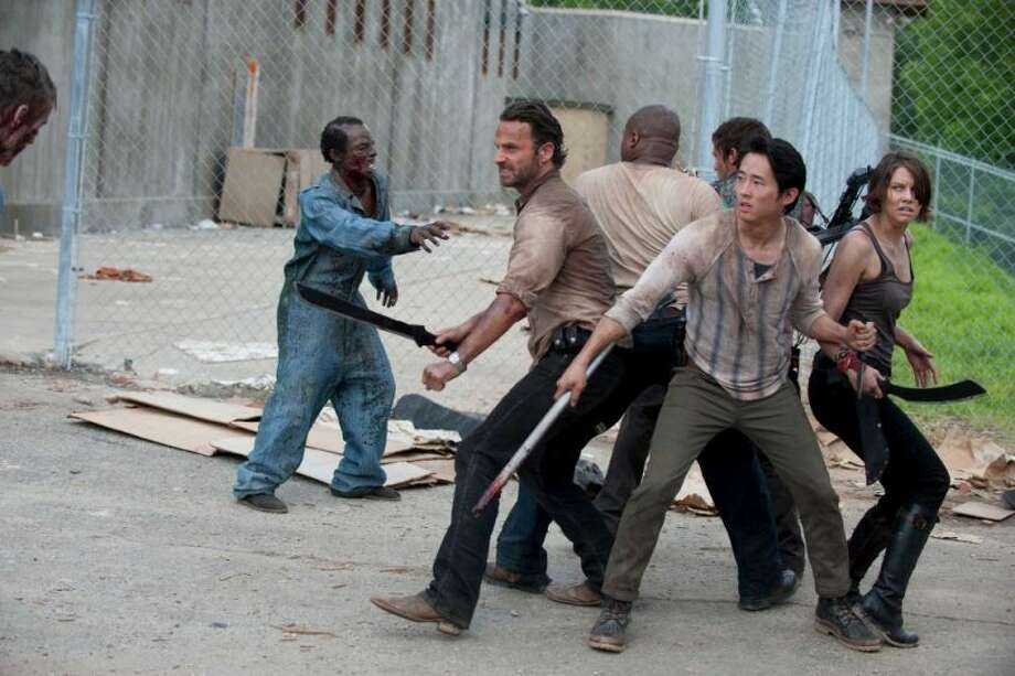 One of the core lessons of TWD is that we are not individuals: we are human communities. We are in this together, and we're stronger than if we were apart. Everyone - Daryl, Michone, Rick - needs community.