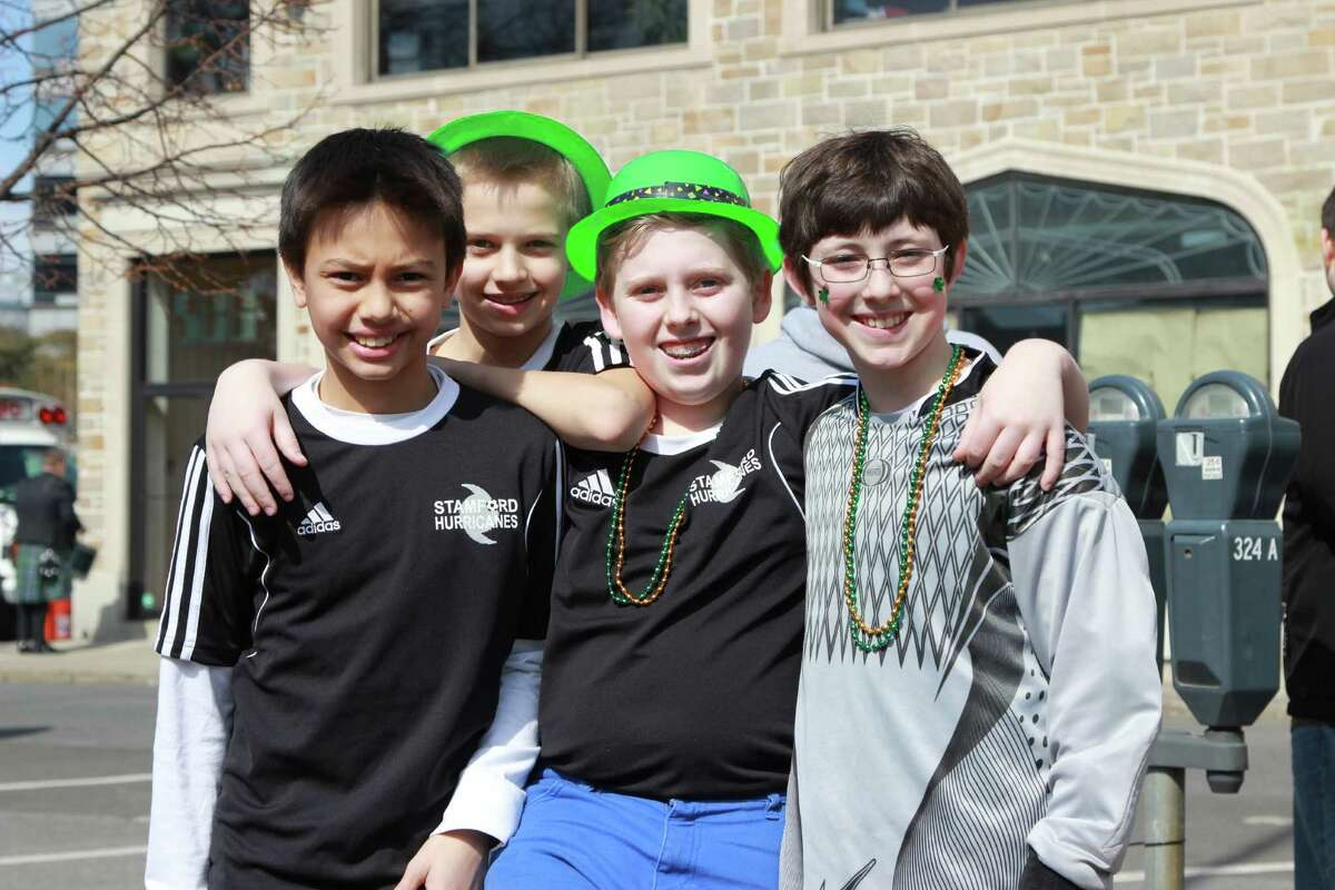 Were you SEEN at Stamford's St. Patrick's Day Parade?