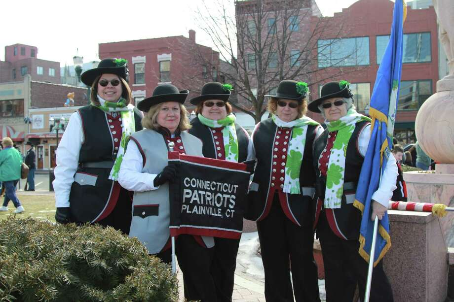 "Were you SEEN at Stamford's St. Patrick's Day Parade? Photo: ""First Last / Hearst Connecticut Media Group"