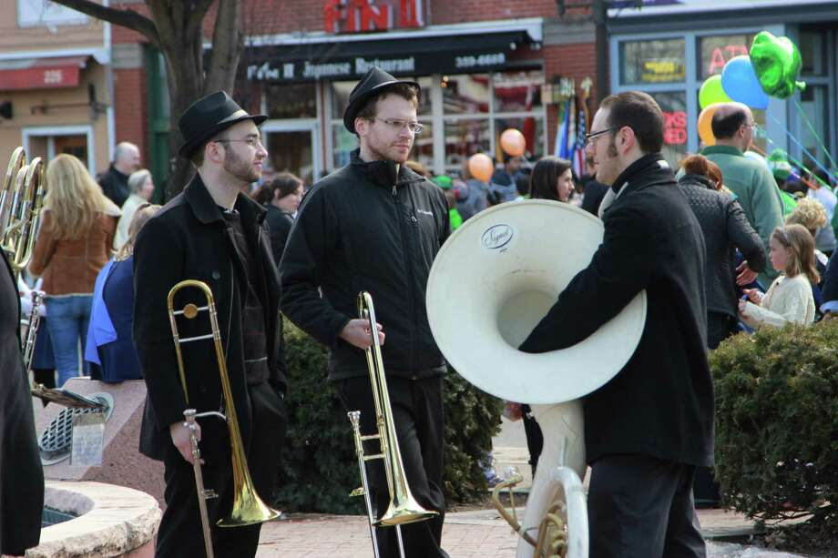 """Were you SEEN at Stamford's St. Patrick's Day Parade? Photo: """"First Last / Hearst Connecticut Media Group"""