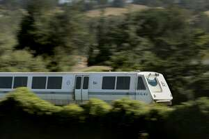 BART bypassing Hayward after shooting victim shows up at station - Photo