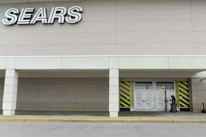 Exterior of Colonie Center on Wednesday, April 10, 2013 in Albany, N.Y. The shopping mall has been sold. Whole Foods, which will be going into this part of Sears, is under construction. (Lori Van Buren / Times Union)