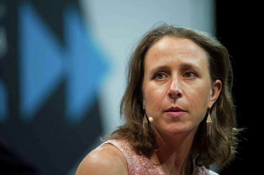 Anne Wojcicki, co-founder and chief executive officer of 23andMe, speaks during a keynote session at the South By Southwest (SXSW) Interactive Festival in Austin, Texas, U.S., on Sunday, March 9, 2014. The SXSW conferences and festivals converge original music, independent films, and emerging technologies while fostering creative and professional growth. Photographer: David Paul Morris/Bloomberg *** Local Caption *** Anne Wojcicki Photo: David Paul Morris, Getty Images / © 2014 Bloomberg Finance LP