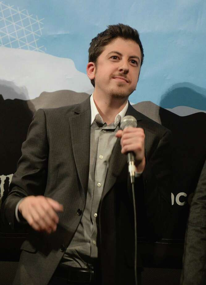 "AUSTIN, TX - MARCH 08:  Actor Christopher Mintz-Plasse speaks on stage at the premiere of ""Neighbors"" during the 2014 SXSW Music, Film + Interactive Festival  at the Paramount Theatre on March 8, 2014 in Austin, Texas. Photo: Michael Buckner, Getty Images / 2014 Getty Images"
