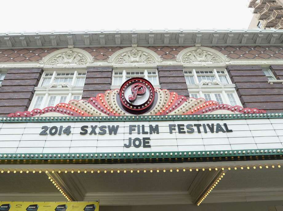 """AUSTIN, TX - MARCH 09:  A general view of atmosphere at the premiere of """"Joe"""" during the 2014 SXSW Music, Film + Interactive Festival at Paramount Theatre on March 9, 2014 in Austin, Texas. Photo: Michael Buckner, Getty Images / 2014 Getty Images"""