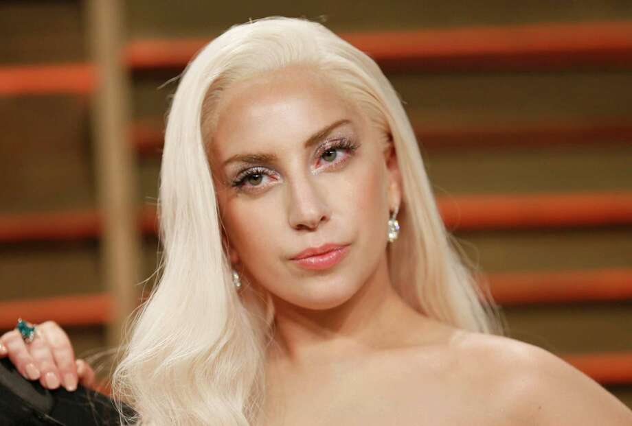 Musician Lady Gaga arrives at the 2014 Vanity Fair Oscars Party in West Hollywood, California March 2, 2014. REUTERS/Danny Moloshok (UNITED STATES TAGS: ENTERTAINMENT) (OSCARS-PARTIES) Photo: DANNY MOLOSHOK / X01907