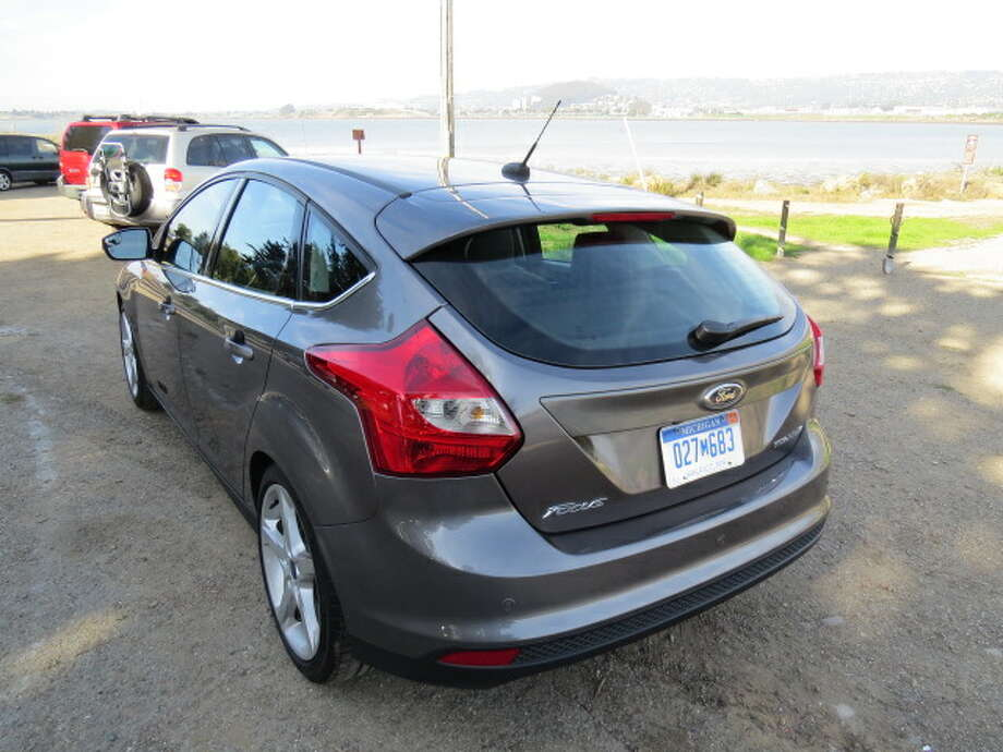 The main competitors to the Focus are, for one, Ford's own Fiesta, along with the Mazda3, Honda Fit and Chevrolet Cruze.