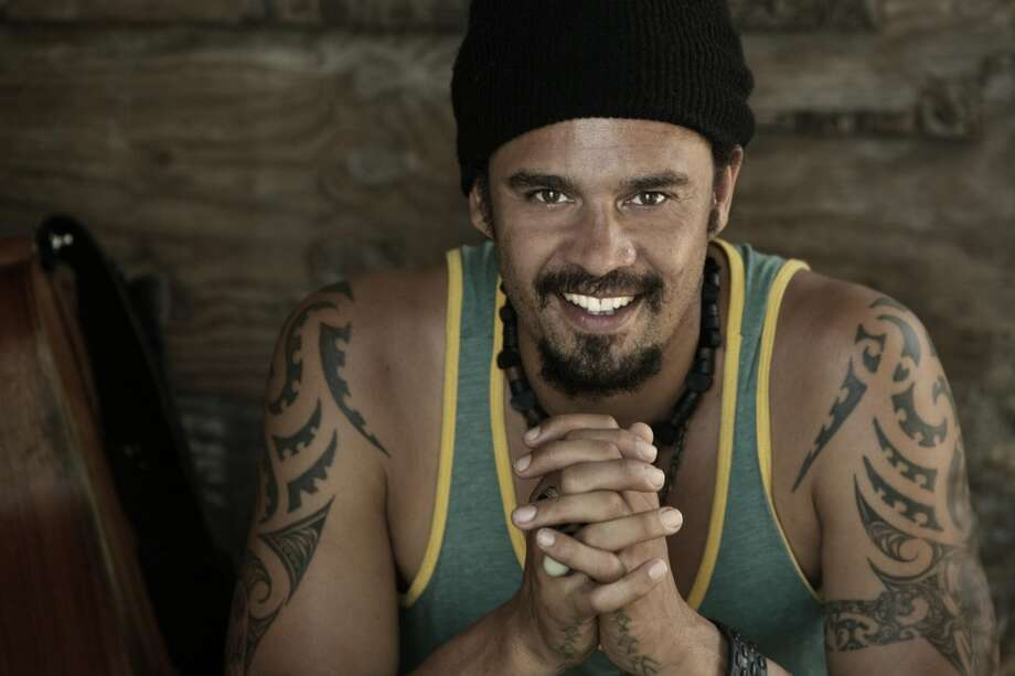 Musician Michael Franti was born in Oakland and currently lives in S.F. Photo: EMI