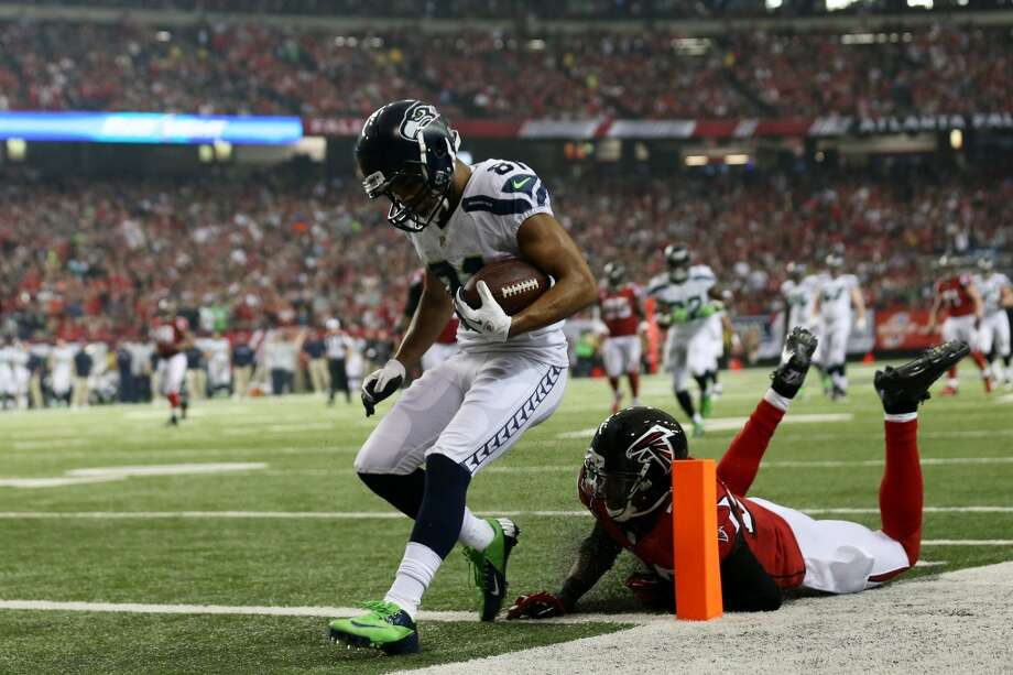 Golden Tate  Position: WR  Status: Signed with Detroit Lions Photo: Streeter Lecka, Getty Images