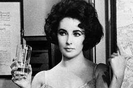 "Elizabeth Taylor in ""Butterfield 8"" in 1960. She was fun, but that wasn't a good choice."