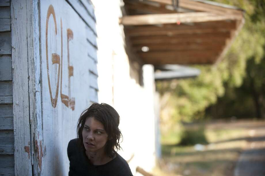 Maggie Greene (Lauren Cohan) - The Walking Dead _ Season 4, Episode 13 - Photo Credit: Gene Page/AMC Photo: Gene Page/AMC
