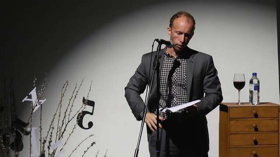 """The Art of Fielding"" author Chad Harbach is also co-founder of the Brooklyn literary journal n + 1. Trumbull Library will be hosting Harbach as its One Book One Town author on Sunday, April 6. Photo: Contributed Photo / Connecticut Post Contributed"