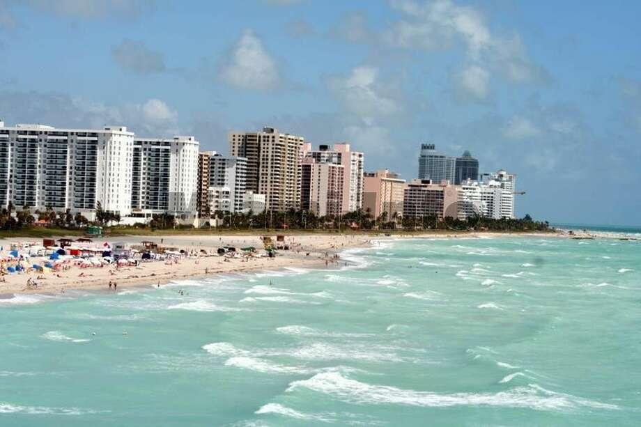 6. Miami, Florida