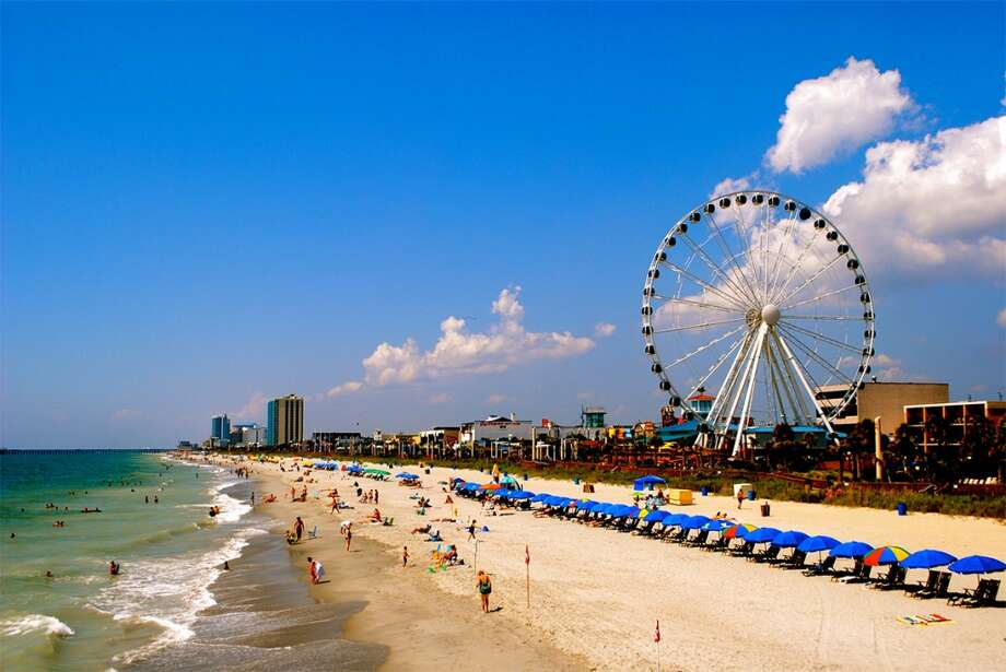 7. Myrtle Beach, S.C.Growth rate: 2.7 percentSource: U.S. Census