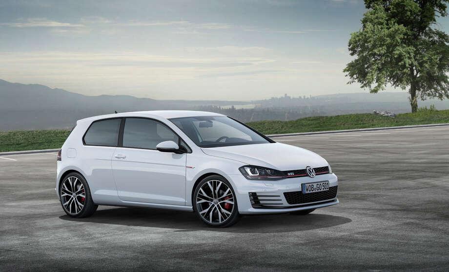 4. 2014 Volkswagen GTIMSRP: Starting at $25,095Source: KBB Photo: Volkswagen