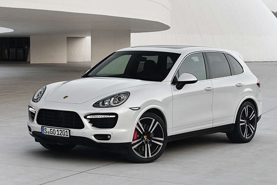 2014 Porsche Cayenne Turbo S (photo courtesy Porsche)