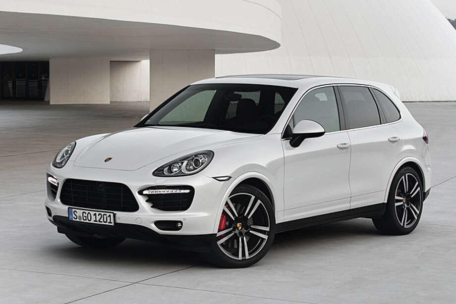 Four Season Flagship: 2014 Porsche Cayenne Turbo S - Times Union