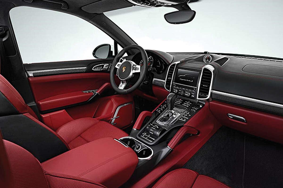 2014 Porsche Cayenne Turbo S (photo courtesy Porsche)