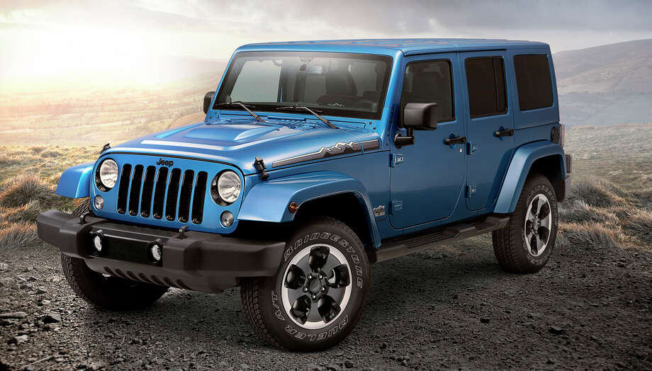 3. 2014 Jeep WranglerMSRP: Starting at $22,395Source: KBB Photo: Jeep