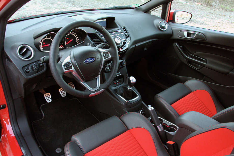 2. 2014 Ford Fiesta STMSRP: Starting at $21,400Source: KBB Photo: Ford Motor Company