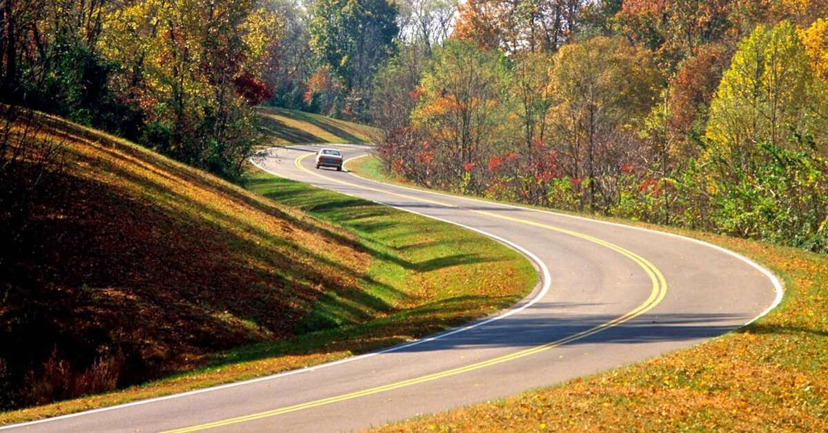 No. 10 - Natchez Trace Parkway Size: 444 miles Visitors: 5.9 million annually Deaths: 56 Common cause of death: motor vehicle accidents