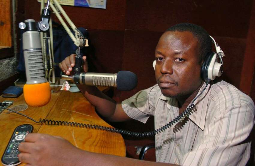 Cyrus Sibert, a Haitian journalist who exposed the allegation of Perlitz's sexual abuse in his blogs and former radio program in Cap-Haitien.