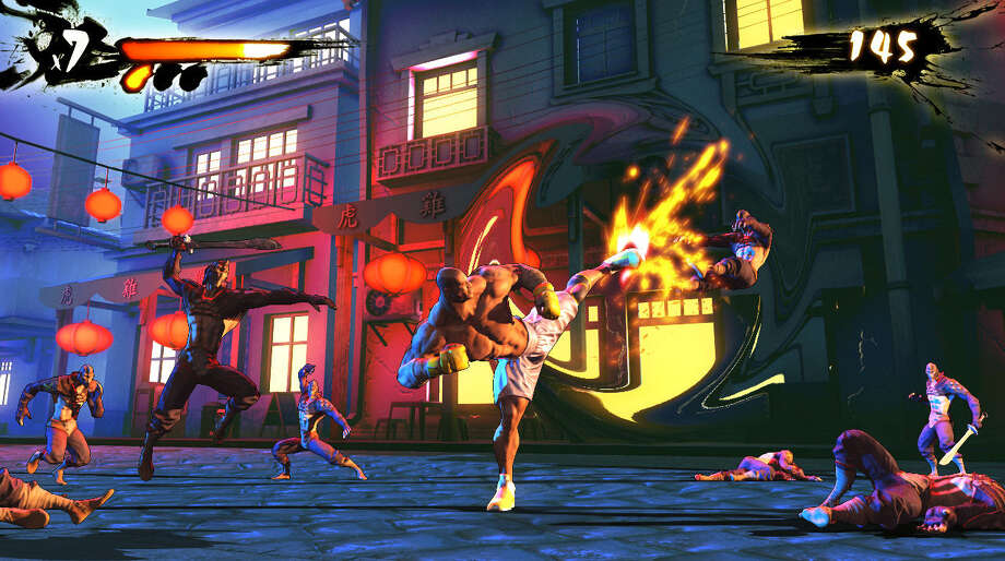 "This is a screenshot of the video game ""Shaq Fu: A Legend Reborn."" Shaquille O'Neal says he's seeking redemption for ""Shaq Fu,"" his infamous fighting game originally released in 1994. Photo: Indiegogo / Big Deez Productions Via Associated Press / Indiegogo/Big Deez Productions"