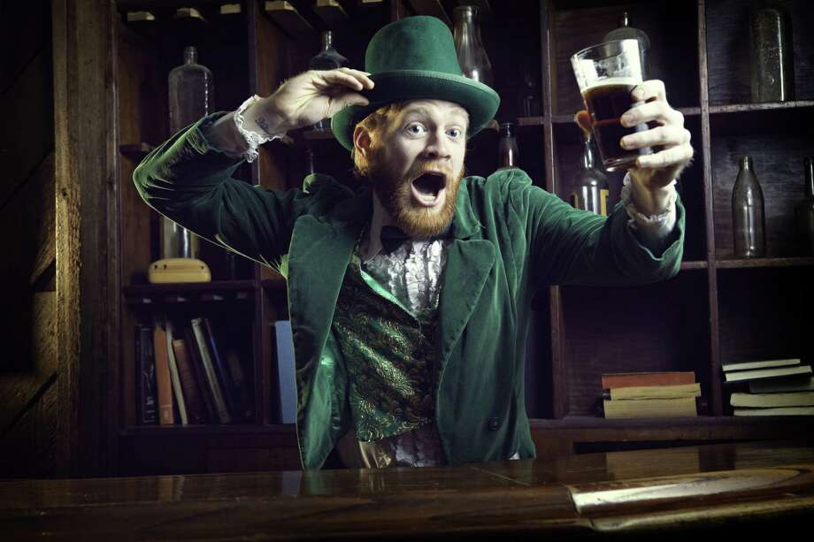St. Patrick's Day: Every March 17, those of us who are Irish, Irish-Americans, or totally not Irish, drink a ton of Guinness and eat corned beef. Photo: Ryan Lane, Getty Images / Vetta