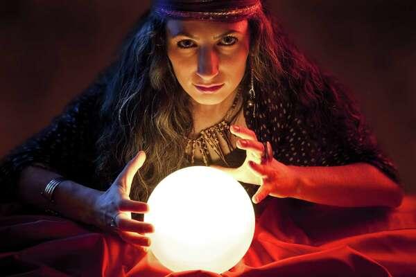 Fortune teller psychic