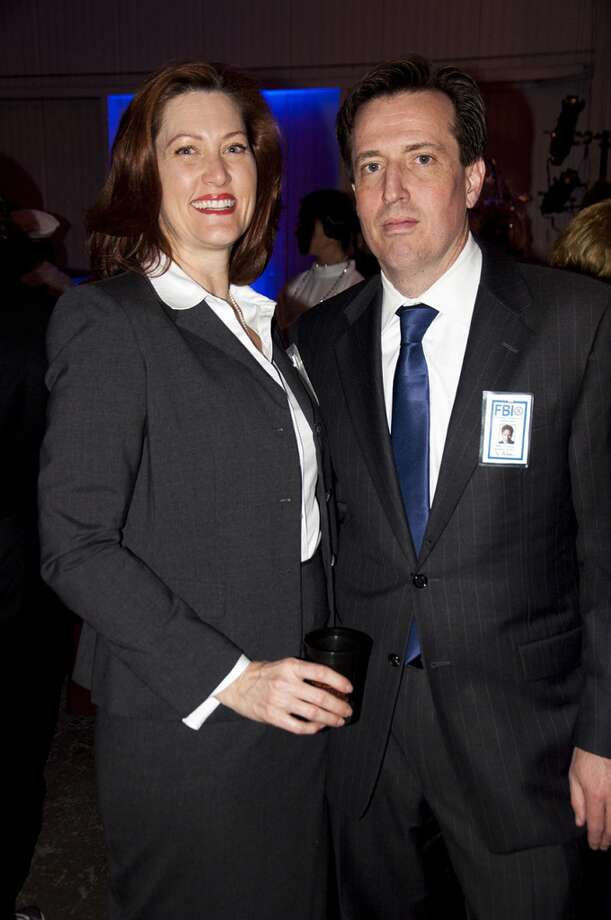Deborah and Penn Huston, Photo: Neiman Catley
