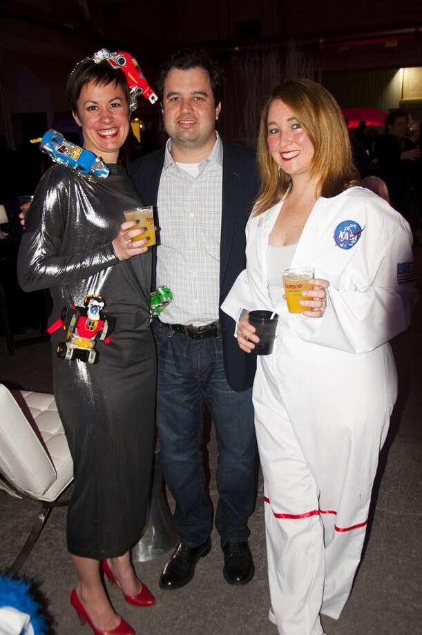 Emily Watts, Joey Romano, Nicole Romano, Photo: Neiman Catley