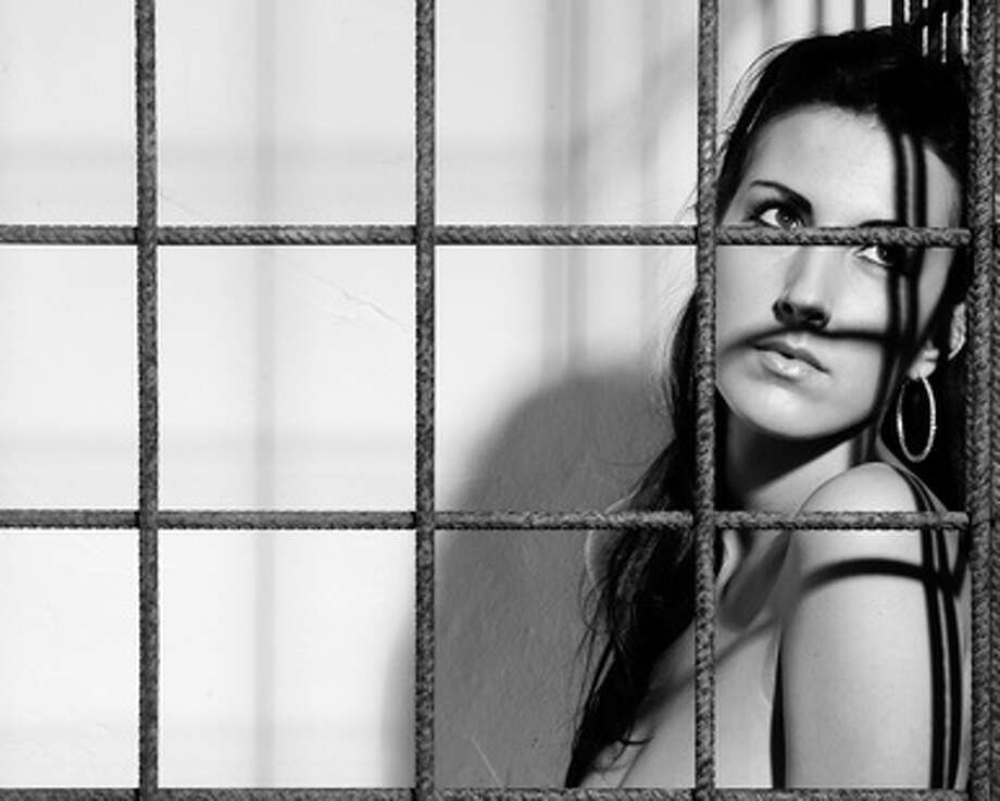 A prison record or any issue you've had with the law. A person who is interested in you won't look away from a DWI or other legal issues. Photo: Focus - Fotolia / focus - Fotolia