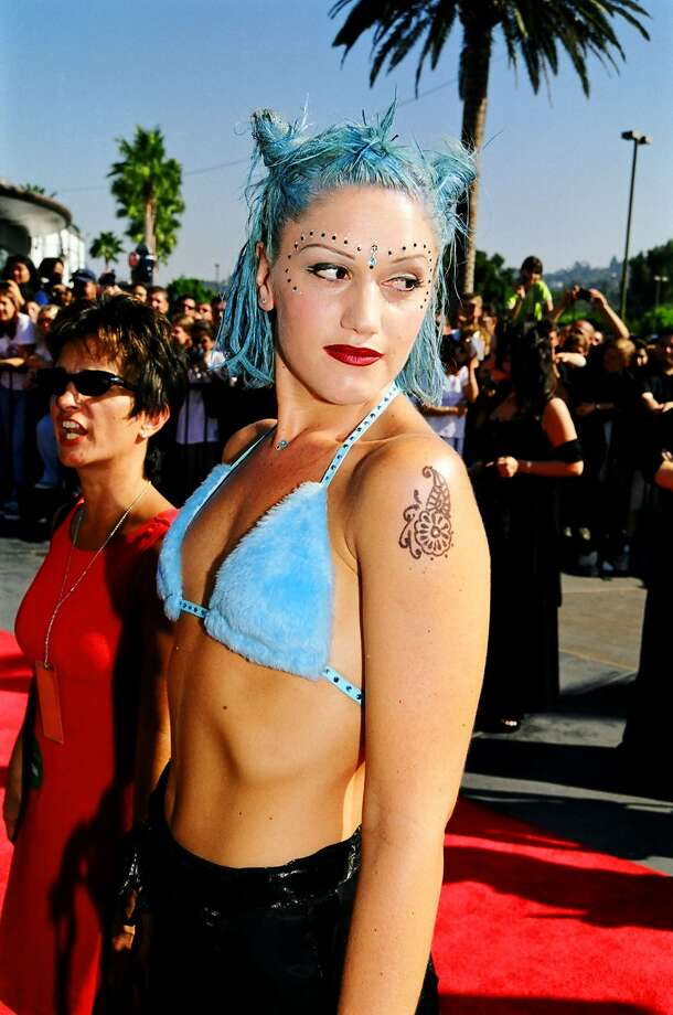 Gwen Stefani - Though we love the glammed-up woman that she is today, this 90s version first stole our hearts.