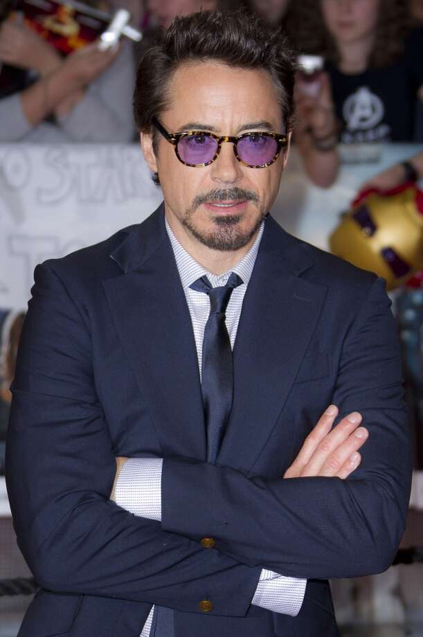 #10 Robert Downey Jr. Photo: Joel Ryan, Associated Press