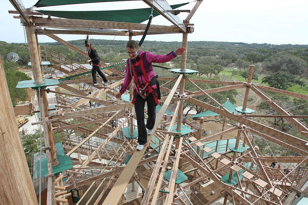 Kids find new venue a-'maze'-ing - San Antonio Express-News