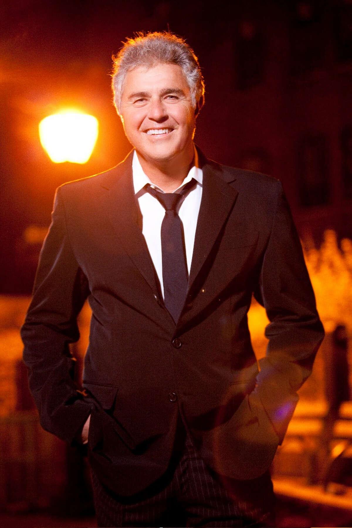 image of singer Steve Tyrell credit: Tina Tyrell